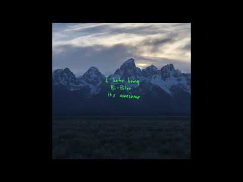 Kanye West feat. 070 Shake, John Legend & Kid Cudi - Ghost Town