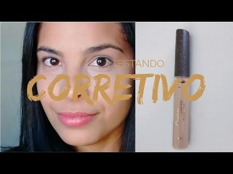 TESTANDO CORRETIVO NATURA AQUARELA | R$ 28,90 - Karynne Mendes