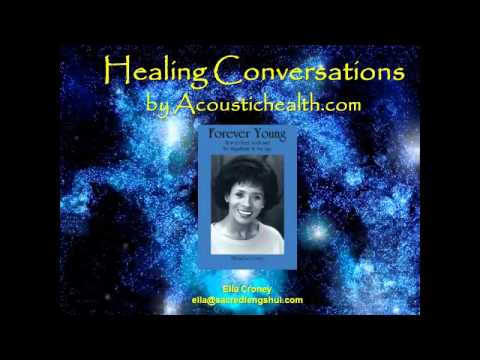 Tao Porchon Lynch & Ella Croney of Forever Young on Healing Conversations (FULL CONVERSATION)