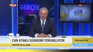 Gün Başlıyor - (10 Ekim 2018) Can Ataklı | Tele1 TV