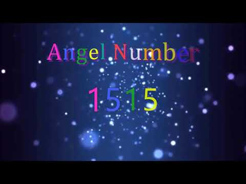 1515 Angel Number | Meanings & Symbolism