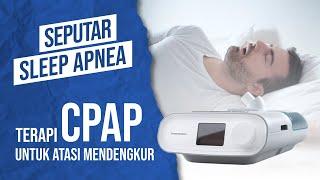 MENGATASI SLEEP APNEA.