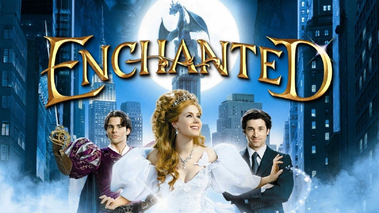 Download Enchanted (2007) Movie Live Reaction! | First Time Watching! | Livestream!