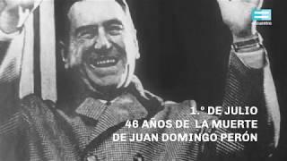 La muerte de Perón - Canal Encuentro