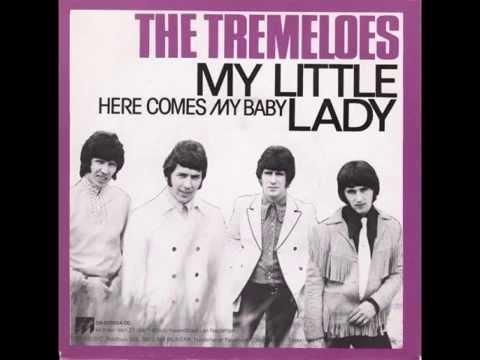 Joe Dassin & The Tremeloes - Ma Bonne étoile -(My Little Lady)