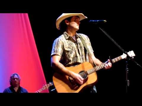 Dean Brody - Wildflower (Live)