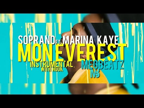 Soprano - Mon Everest (INSTRUMENTAL wHook) ft. Marina Kaye Free download