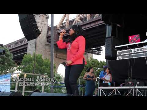 ALICIA MYERS I WANNA THANK YOU SUMMERSTAGE