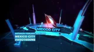 A State of Trance 600 - The Expedition world tour: Mexico City