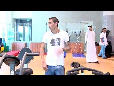 Angel Di Maria signe au PSG pour près de 63 millions d'euros | Di Maria| di maria psg