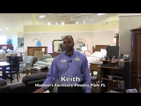 Hudson's Furniture Pinellas Park, custom made furniture, delivery, financing, in home designer