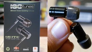 ISOtunes Earbuds Review: The BEST Noise Cancelling Headphones