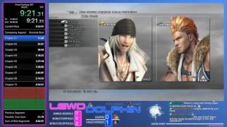 Final Fantasy XIII - Any% RTA Speedrun [PC] - 4:54:36 [PC WR as of January 16, 2017)