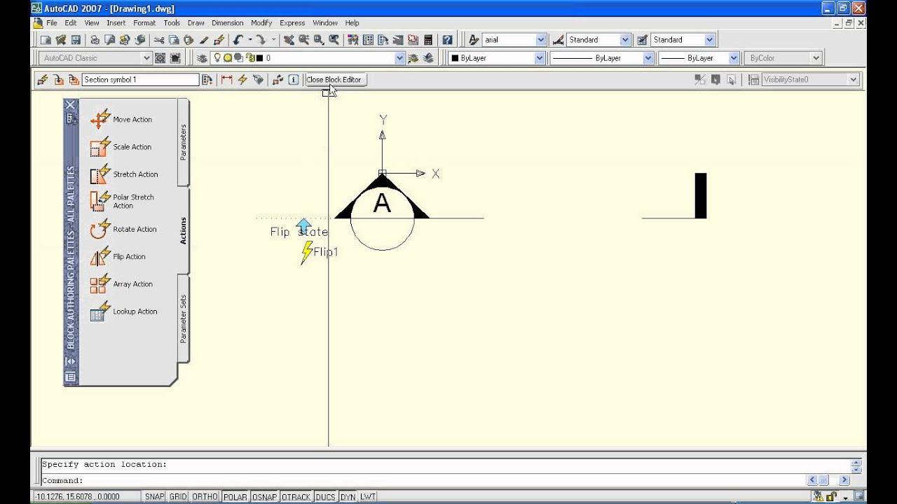 Cross Section Symbol Autocad
