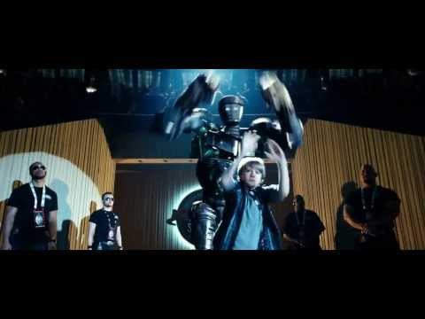 Atom & Max Dance Real Steel HD