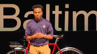Our Neighborhoods: Elijah Miles at TEDxBaltimore 2014