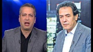 الحياة اليوم تعليق تامر أمين على أخلاء سبيل الإعلامي خيري رمضان في إتهامه بإهانة الداخلية Youtube