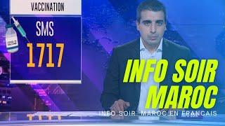 info soir 2m maroc aujourd'hui 2021