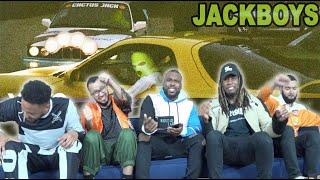 JACKBOYS & Travis Scott   JACKBOYS Full Album Reaction:Review