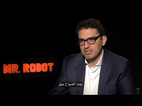 Sam Esmail on his source of inspiration for Mr. Robot
