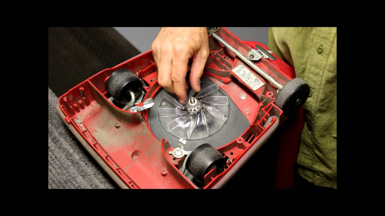 Fan Blower Motor Wiring Diagram Will Be A Thing Ac Diy Sanitaire Suction Replacement How To Youtube Heater