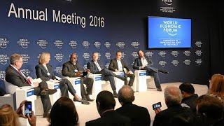 Davos 2016 - The Digital Transformation of Industries