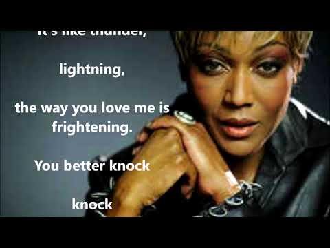 Knock on Wood  AMII STEWART with lyrics