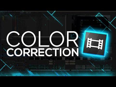 How to Color Correct/Grade Videos in Sony Vegas Pro 13/14/15! Color Correction Tutorial! (2016)