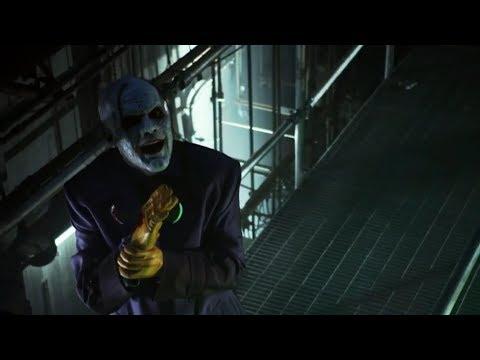 Batman VS Joker | Gotham 5X12 | Batman saves Gordon