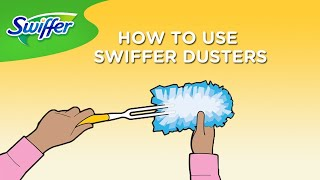 How to Use Swiffer Dusters | Swiffer Duster Assembly