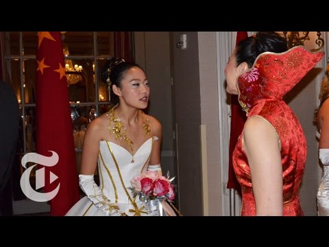 Global Debutantes | On the Street w/ Bill Cunningham | The New York Times