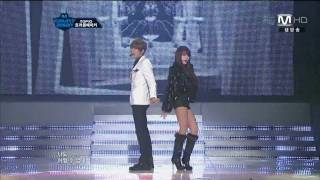 [HD] 111215 Trouble Maker (JS & HyunA) - Trouble Maker