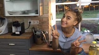 Luna in cucina