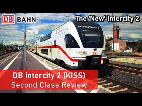 The 'New' DB Intercity 2 (Stadler KISS) - Dresden to Berlin Second Class Review