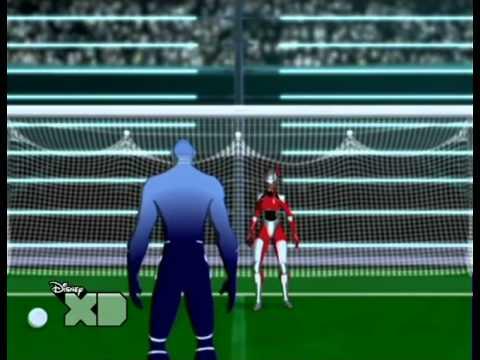 Galactik football season 3 episode 19 the ghost of - Equipe galactik football ...