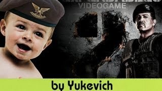 Обзор The Expendables 2 Videogame (by Yukevich)