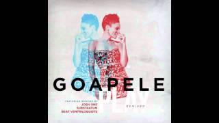 "Goapele ""Play"" (Josh One Remix)"
