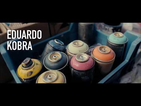 Eduardo Kobra - Anne Frank / 'Let Me Be Myself' (Trailer)