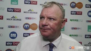 Gaffer Disappointed With Dropped Points