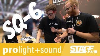 ALLEN & Heath SQ6 - Die neuen Features | Prolight + Sound 2019