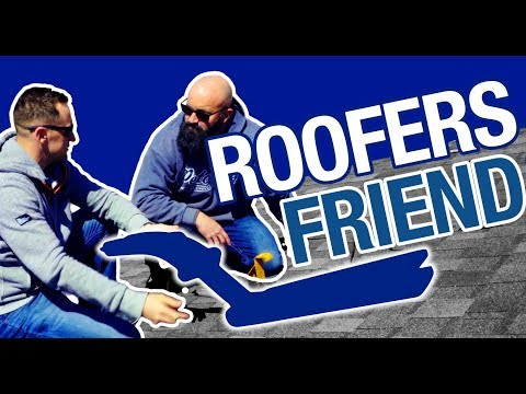 Roofers Friend: Roofing Tool Review For Roof Repairs
