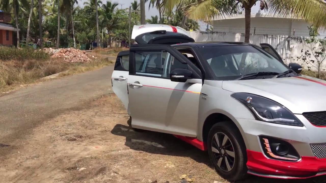 Maruti Suzuki Swift Modified India