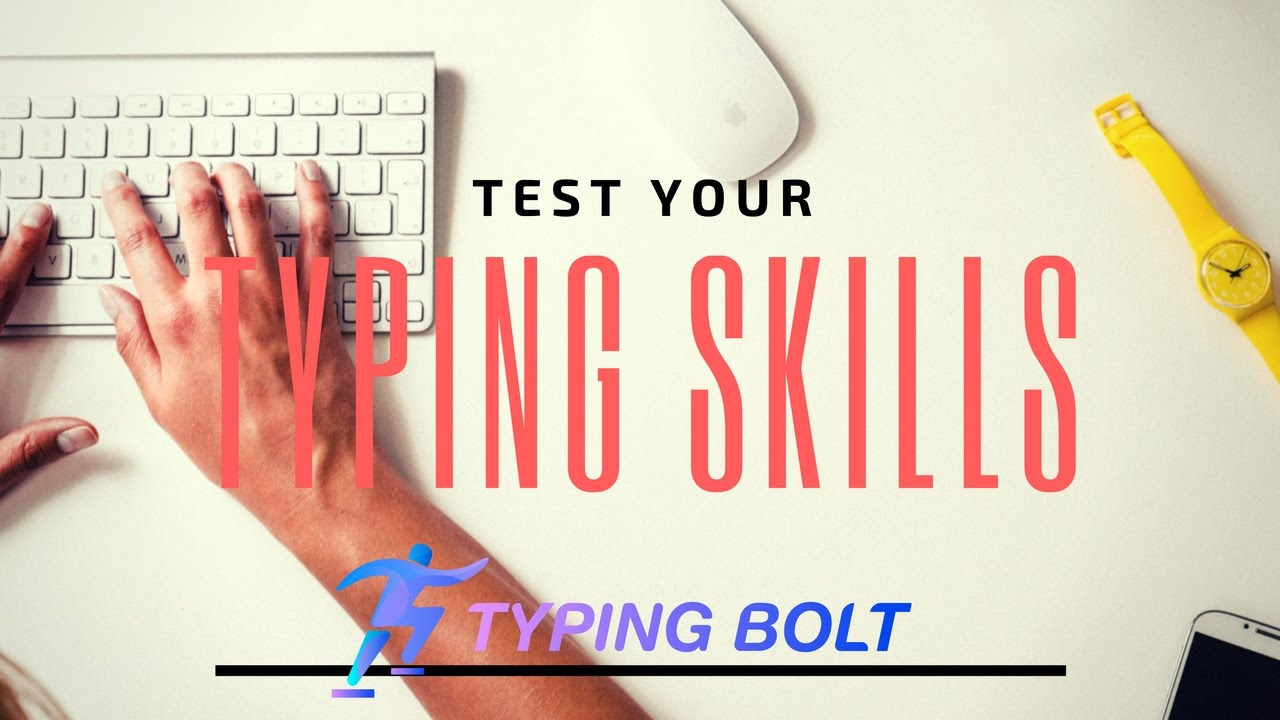 Increase Your Typing Skills Typing Bolt Youtube