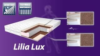 видео Матрасы Lineaflex (Линеафлекс)