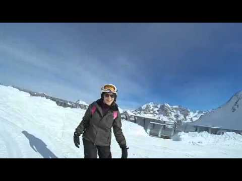 Evolution 2 Val d'Isère - Nico's Learn 2 Turn Group 31.01.16