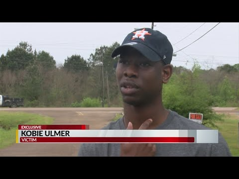 Kobie Ulmer, 19, a football player at Hinds Community College was shot in the face.