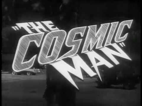 The Cosmic Man 1959   Movie Trailer