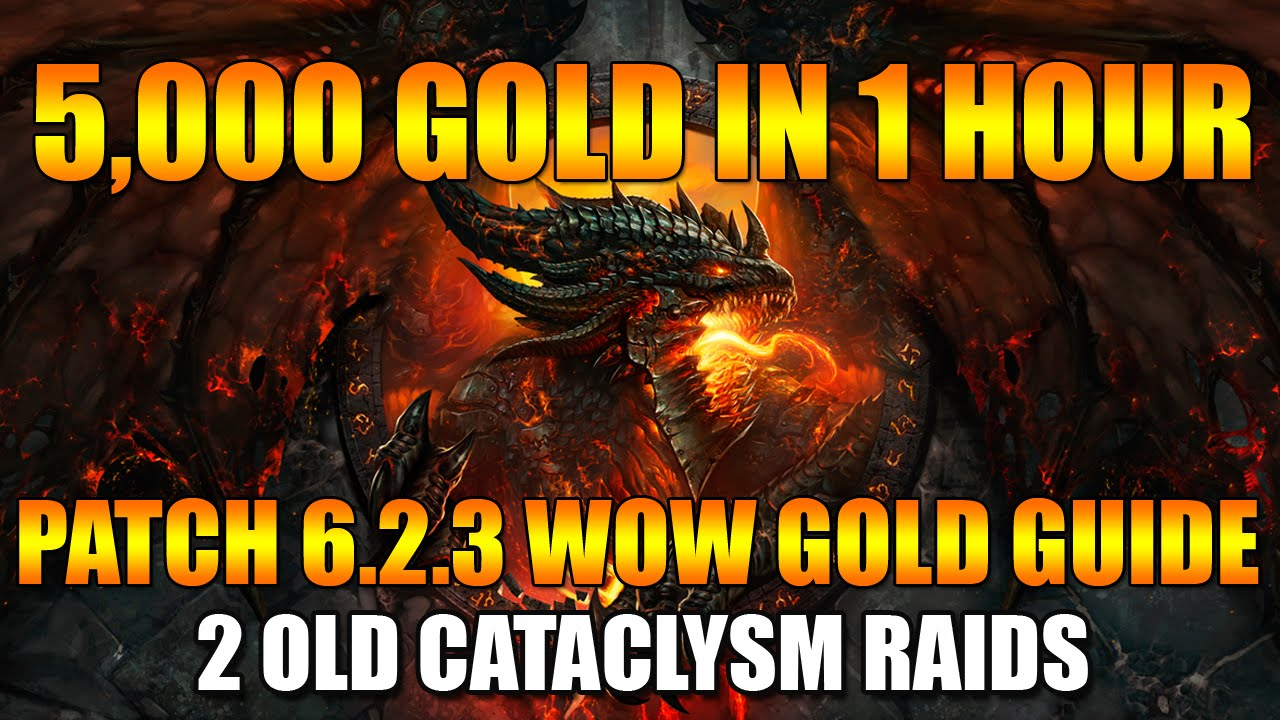 5 000 gold in 1 hour 2 old raids wow gold farming guide for Cuisinier wow guide