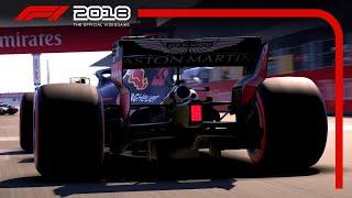F1® 2018 | OFFICIAL GAMEPLAY TRAILER 2 | MAKE HEADLINES [UK]
