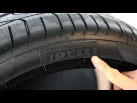 Tire Sizing - Width, Profile, Speed Rating, and Diameter